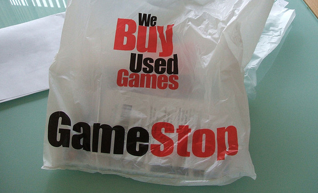 GameStop Ditches Digital Downloads In Console Bundles