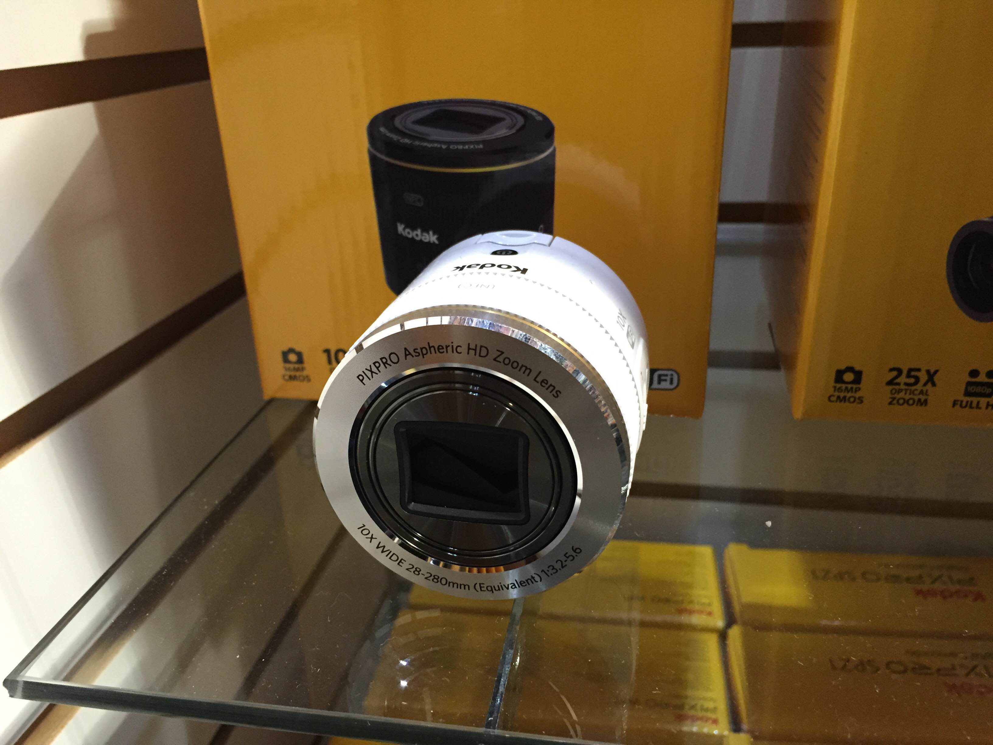 The Kodak smart lens aims to turn consumers' smartphones into professional grade photographic machines.