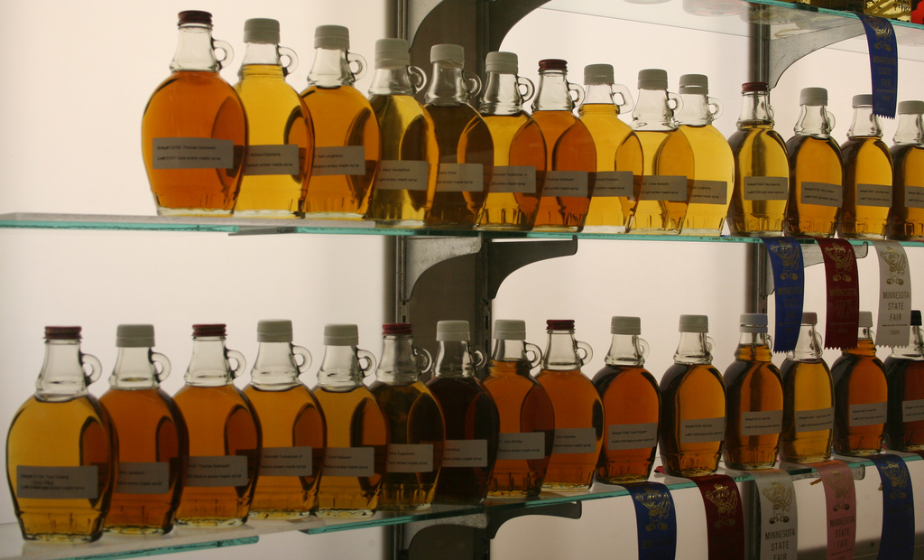 "Maple Syrup Producers Want The FDA To Crack Down On Products With ""Maple"" On The Label"