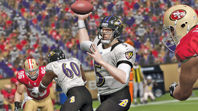 NFL Players' Lawsuit Over Use Of Their Avatars In EA's Madden Games Gets The Go Ahead