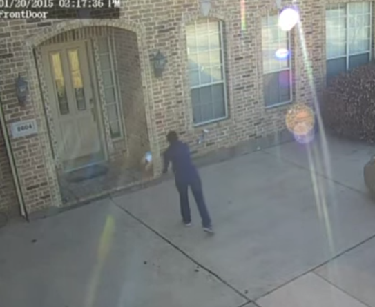 Package With $4,000 Worth Of Electronics No Match For USPS Carrier's Chucking Abilities