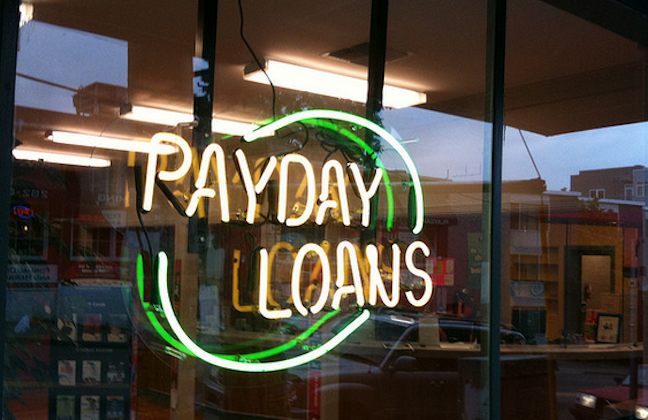 Not paying payday loan felony photo 6