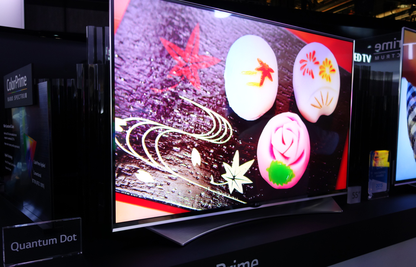 Quantum Dots Are The Hot New Thing At CES. So What Are They, And Why Should You Care?