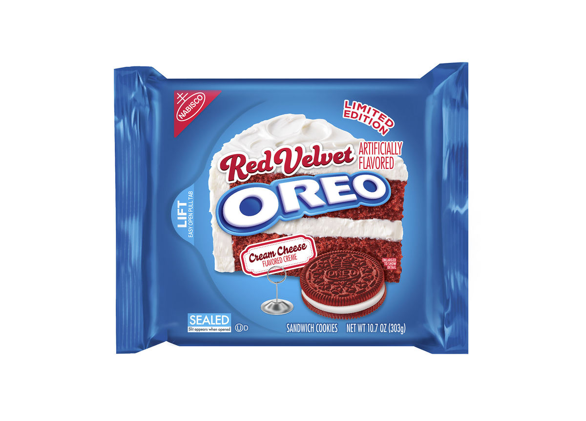 Nabisco Finally Confirms That Red Velvet Oreos Are Real