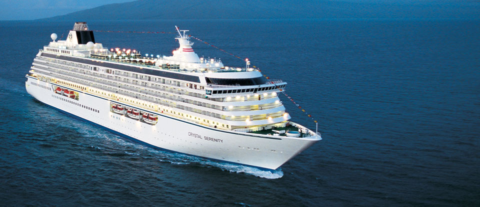 Woman Will Spend $164K In 2015 To Continue Living On Cruise Ship That's Been Her Home For Last 7 Years