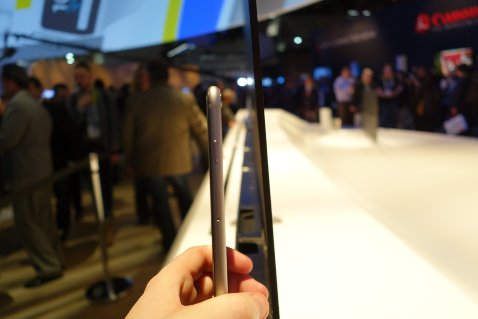 Just How Thin Is Sony's New Crazy-Skinny TV?