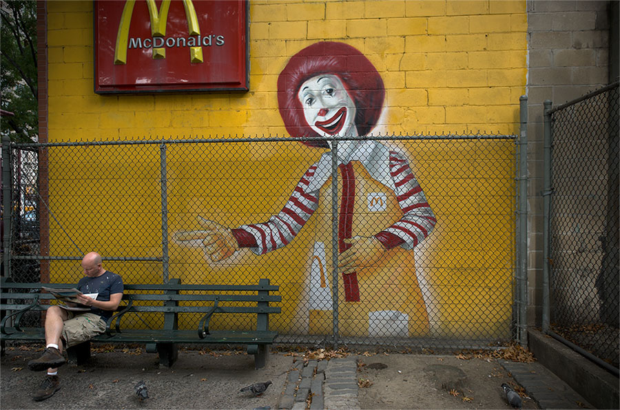 McDonald's To Raise Workers' Wages, But Only At 10% Of U.S. Restaurants