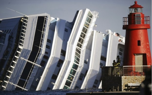 The Jan. 2012 crash of the Costa Concordia took the lives of 32 people. Today, the ship's captain was found guilty of multiple counts of manslaughter.