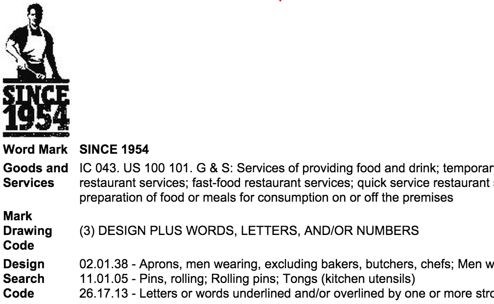 Burger King's trademark application seems to indicate the company's intention to remind consumers that it's 4 months older than McDonald's Corp.