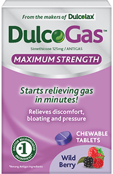 Competitor Gas-X Objects To DulcoGas 'Maximum Strength' Label