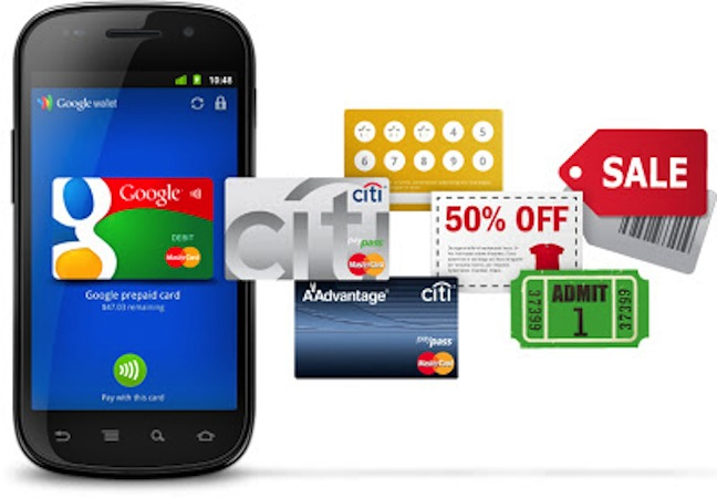 Google will partner with three major carriers to pre-install Google Wallet on Android phones.