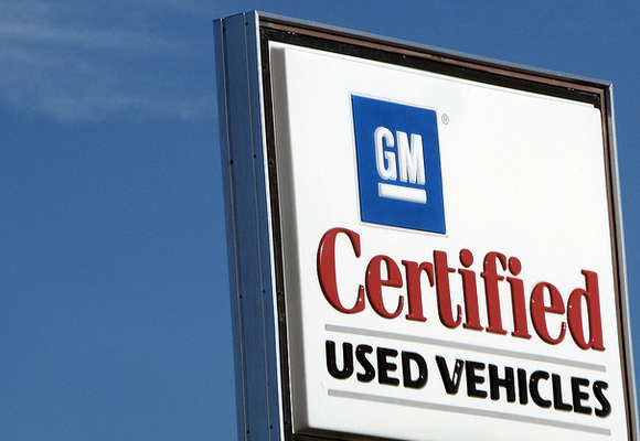 GM Recalls 1.4M Cars Over Fire Risk For The Fourth Time