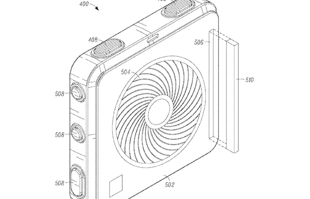 "Google Receives Patent For Wearable ""Odor Removal Device"""