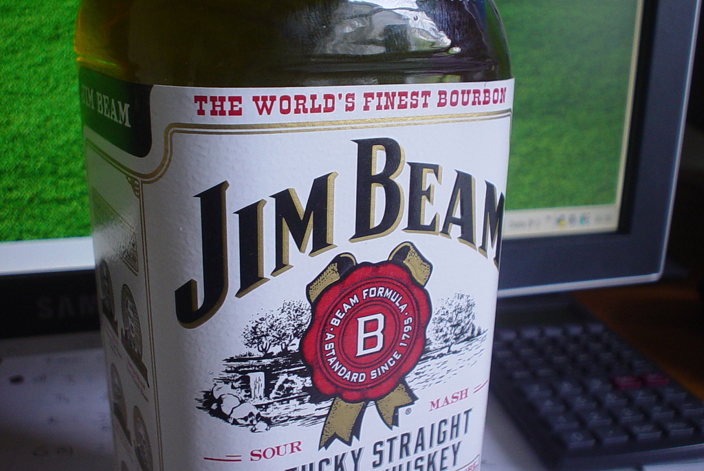 "Judge Dismisses Jim Beam False Advertising Lawsuit Over ""Handcrafted"" Label"