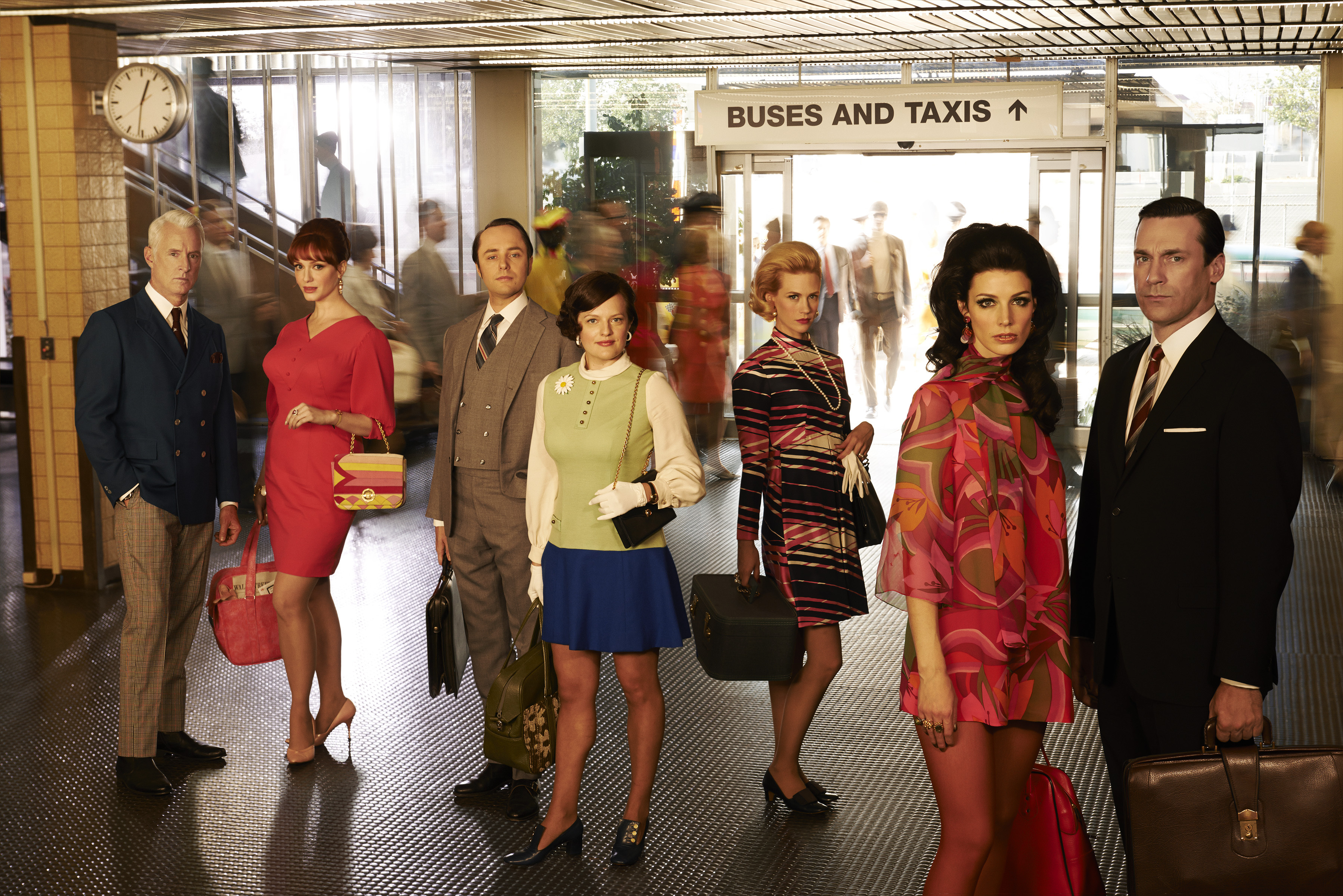 AMC is now live on Sling, several weeks in advance of the April 5 start of Mad Men's final season.