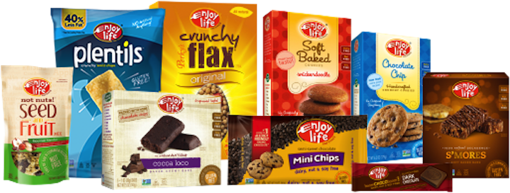 Maker of Oreos, Ritz Crackers Expands Into Allergen-Free Snacks With Purchase Of Enjoy Life Foods