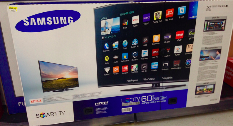 Privacy Advocates Call For Investigation Into Samsung Smart