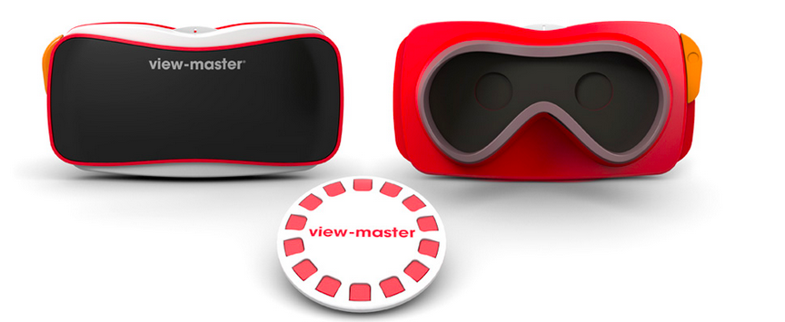 Mattel and Google teamed up to create a virtual reality toy for kids.
