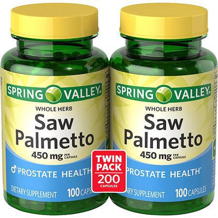 Only 4% of the Walmart Spring Valley herbal supplements tested turned up DNA of the herbs advertised on the label.