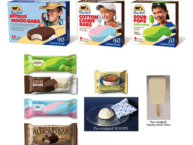 Blue Bell has recalled a number of products that may be linked to listeria infections in Kansas.