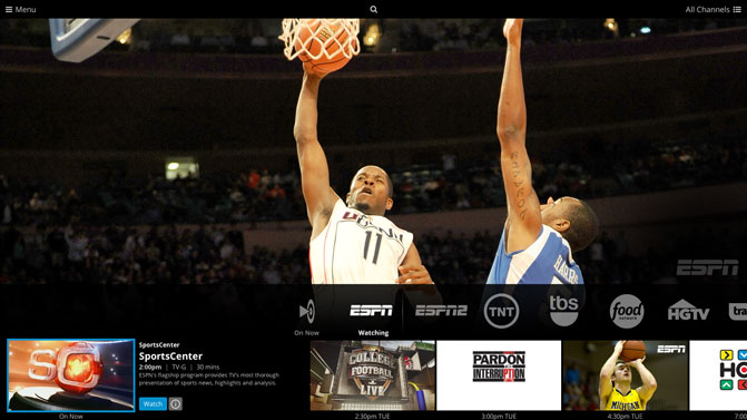 Sling TV Adding More Channels To Base Package, Now Works On Xbox One