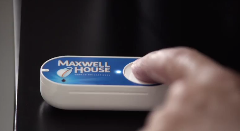 Amazon Introducing The Dash Button, A Branded Gadget That Reorders Household Products With A Push