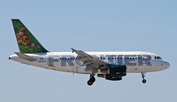 Frontier Airlines Claims To Save $1.9M By Eliminating Toll-Free Customer Service Calls