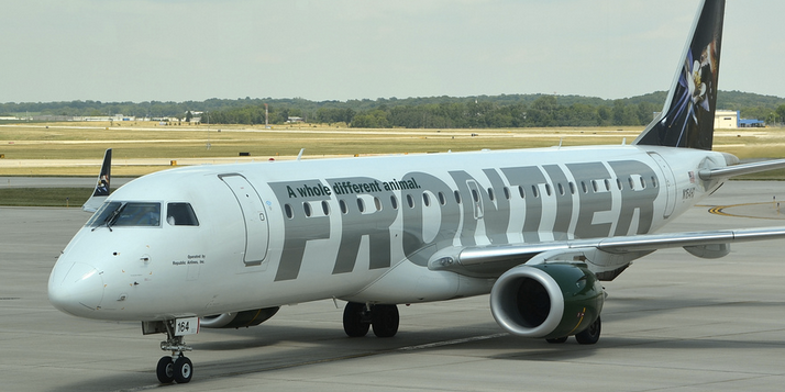"Frontier Passengers Stuck On Tarmac For 3 Hours Rip Airline For ""Worthless"" Vouchers"