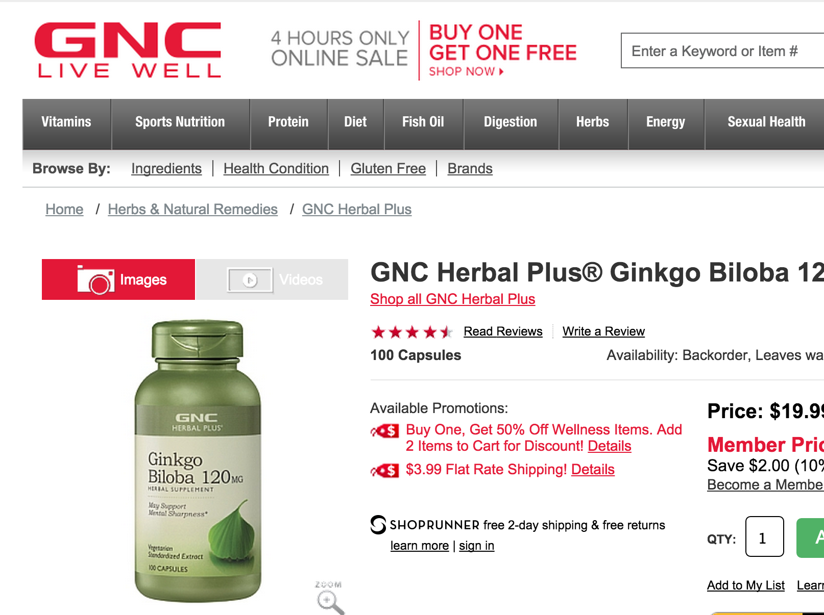 Even though GNC products were ultimately found to abide by federal rules and industry standards, the company has agreed to DNA barcode testing on its ingredients, along with requiring its suppliers to test for common allergens.
