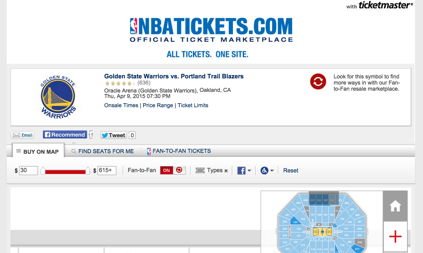 "Ticketmaster Says It Stands For ""True Fan-Friendly Competition"""