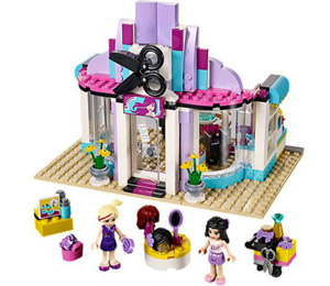 Why Is LEGO Offering Beauty Tips To Little Girls?