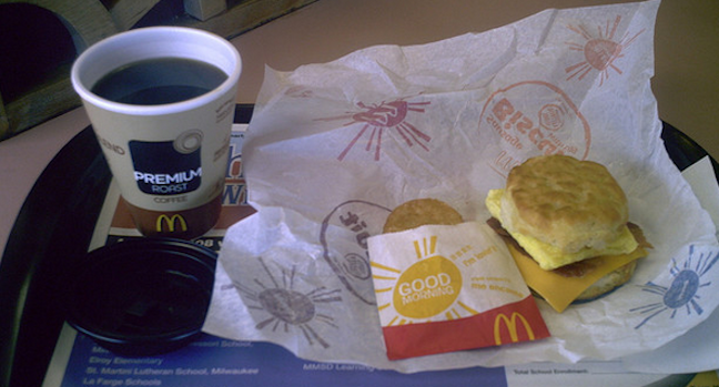 Exec Who Created Ronald McDonald Says McDonald's Can Figure Out All-Day Breakfast