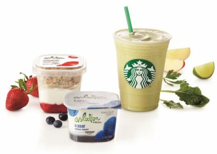 Starbucks Finally Gets Around To Selling Yogurt-Based Cups, Smoothies, Parfaits After Two Years