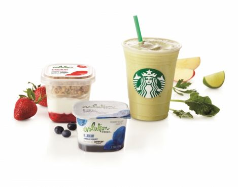 Starbucks Finally Gets Around To Selling Yogurt Based Cups