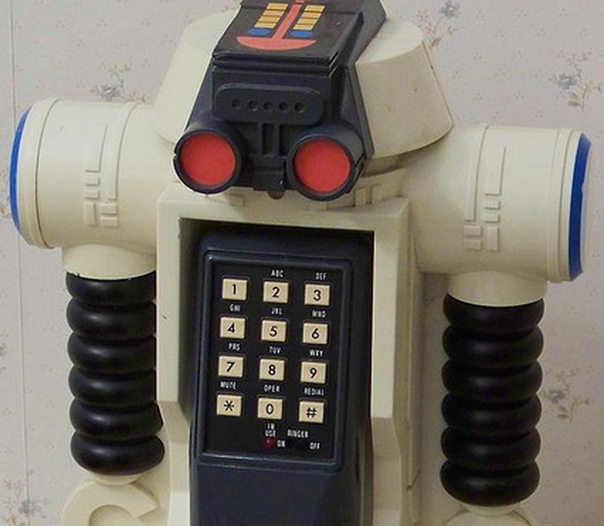 Awesome Or Annoying?: IT Help Desk Human Answering The Phone Like A Robot