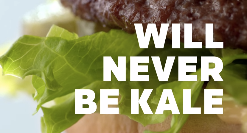 A McDonald's ad earlier this year denounced kale, but new reports how the fast food giant may be adding the vegetable to its menu.