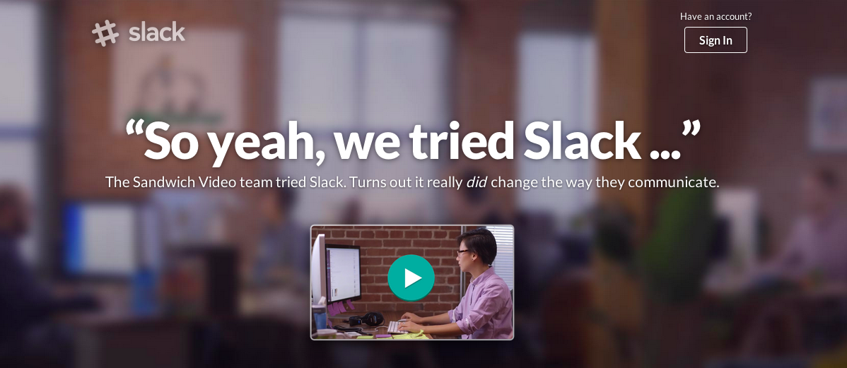 Business Messaging Site Slack Reports Hack Lasting Four Days