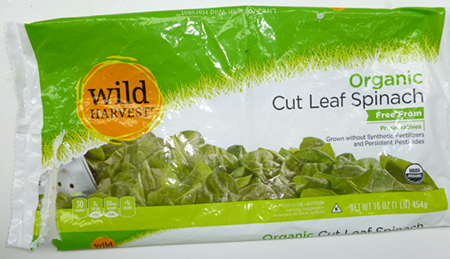 Organic Spinach From Meijer, Target, Wild Harvest, And Cadia Recalled For Possible Listeria