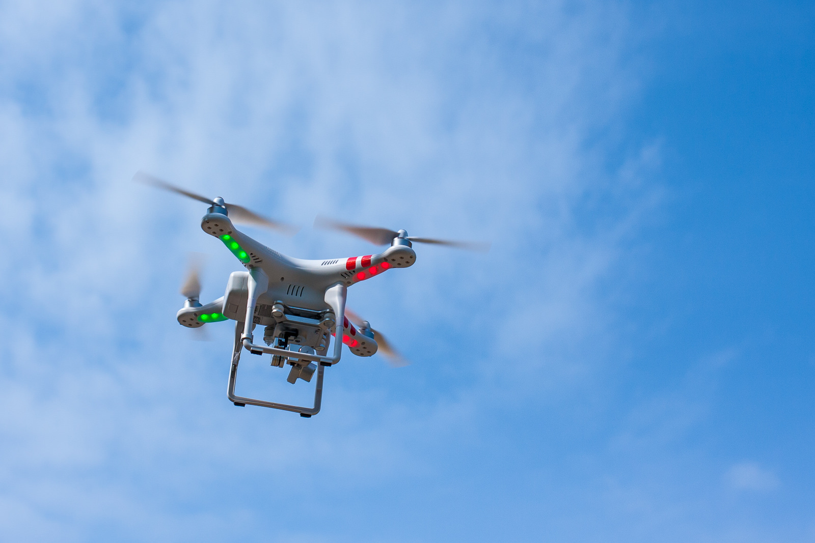 NFL Receives Permission To Use Drones For Filming, Just Not Actual Games