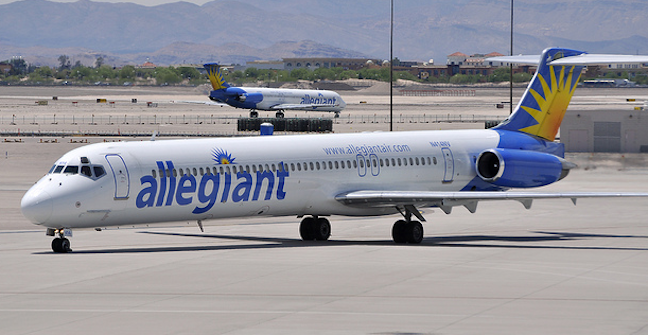 Allegiant Air Pilots Once Again Raise Concerns With Airline's Safety Practices