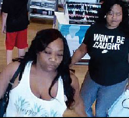 Shoplifting Suspect Wearing 'Won't Be Caught' T-Shirt Remains At Large
