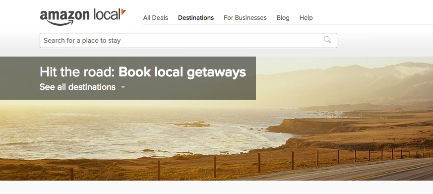 Amazon Launches Hotel Booking Business With Local Getaways In Mind