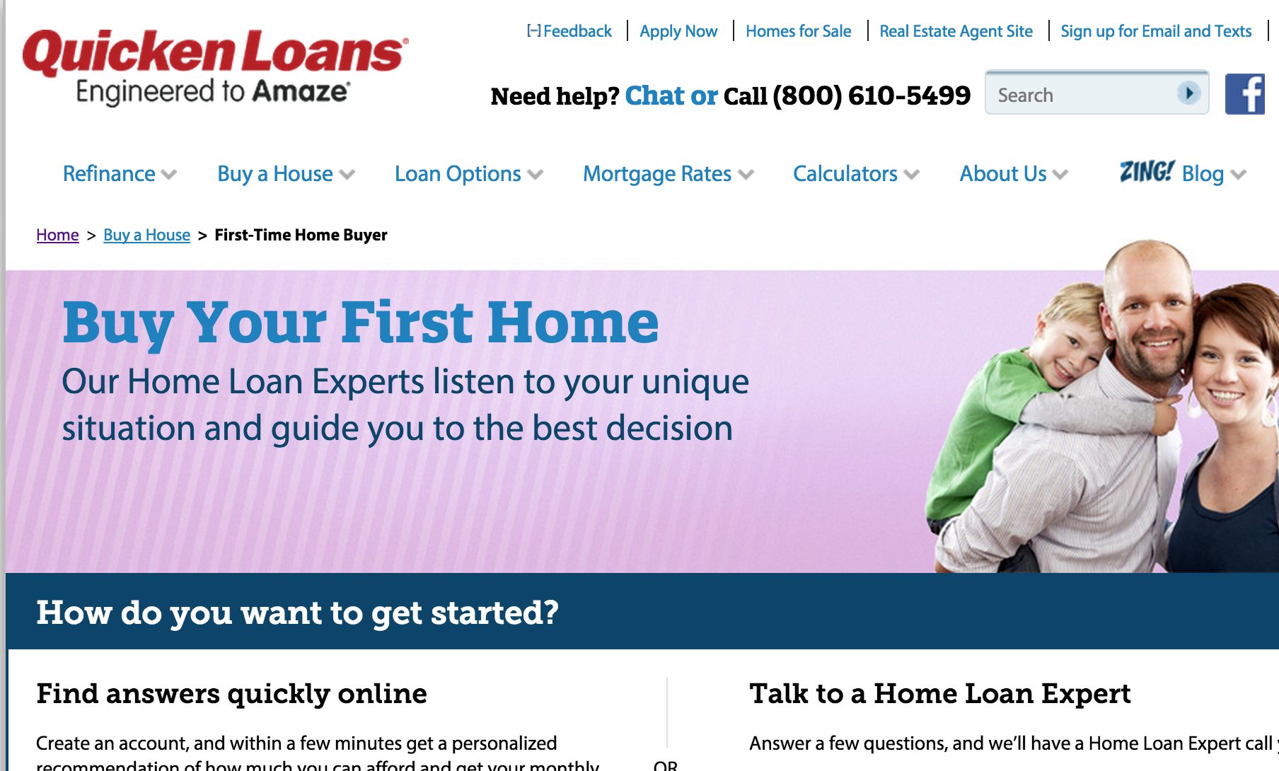 DOJ Sues Quicken Loans Over Improperly Underwritten Mortgages