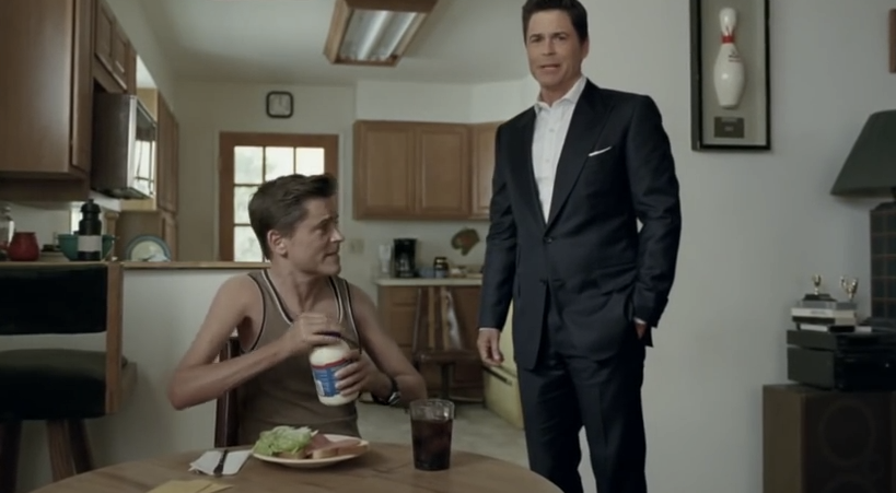 "Comcast's complaint to NAD took exception to several DirecTV commercials featuring Rob Lowe and his alter-ego including ""scrawny arms Rob Lowe."" A review panel upheld recommendations that the company stop airing the spots."
