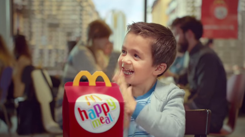 McDonald's has drawn the ire of on of Italy's pizza makers association for a recent commercial.