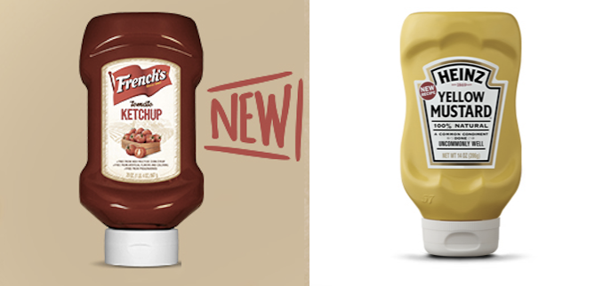Soon the ketchup and mustard in your refrigerator might be from the some company.