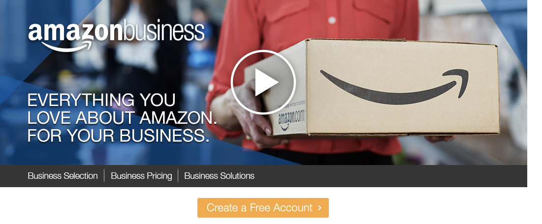 Amazon launched its latest marketplace aimed at capturing business-to-business sales.