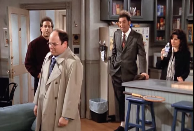 Hulu Scores Deal For Streaming Rights To Every Single Episode Of 'Seinfeld'