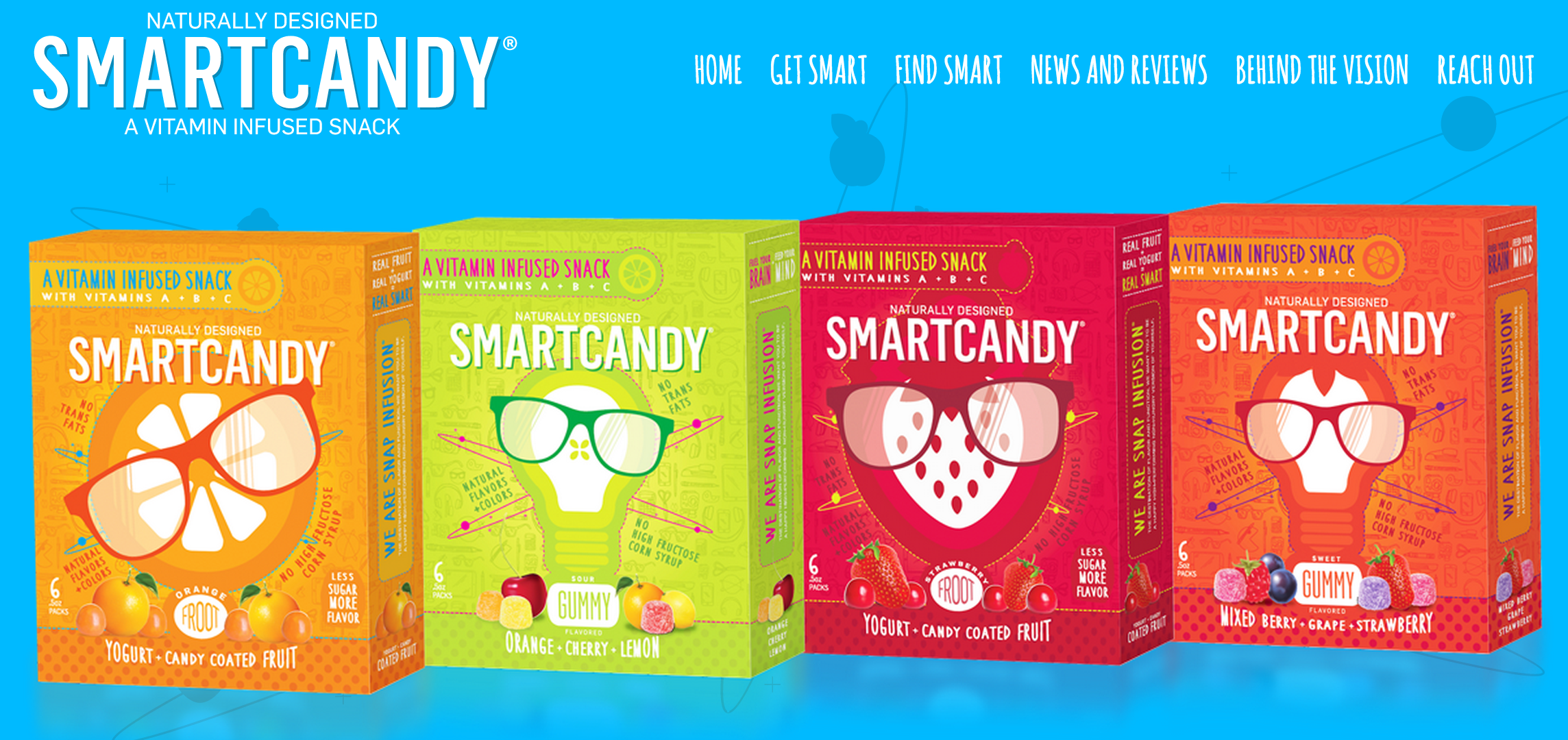 Makers Of SmartCandy Warned About Possibly Misleading Nutrition Claims