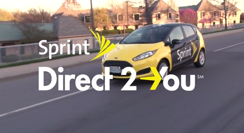 "Sprint Set To Make House Calls With Launch Of ""Direct 2 You"" Service"